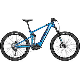 FOCUS Jam² 9.6 Plus E-MTB fullsuspension blå